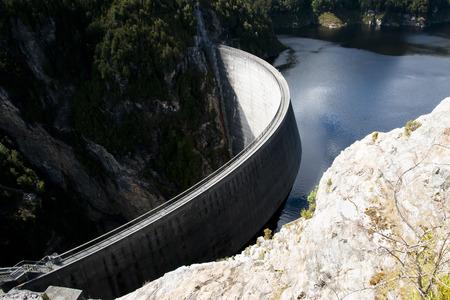 tasmania: Gordon Dam - Tasmania - Australia