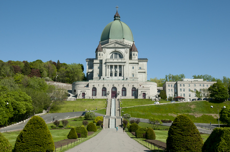 oratory: Oratorio San José - Montreal - Canadá
