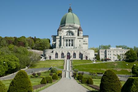 oratory: St Joseph Oratory - Montreal - Canada