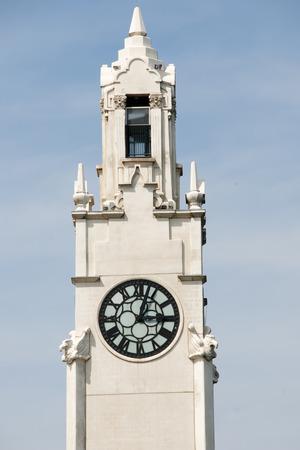 ww1: Clock Tower - Montreal - Canada