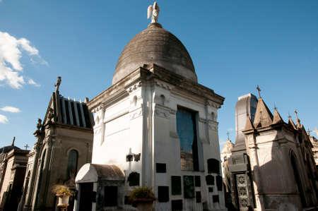 cemetary: Recoleta Cemetary - Buenos Aires - Argentina