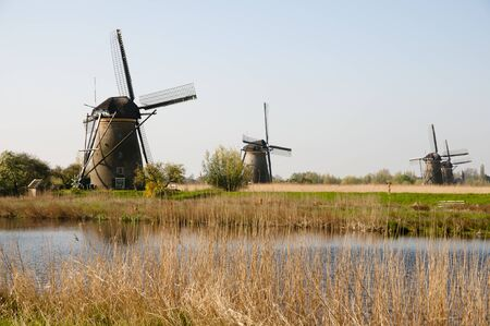 kinderdijk: Windmills - Kinderdijk - Netherlands