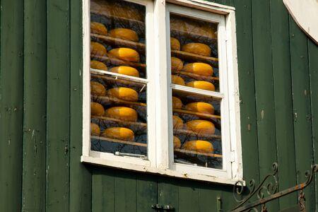 edam: Edam Cheese - Edam - Netherlands