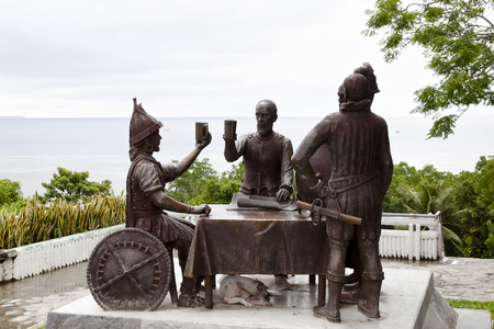pacto: Sandugo Sangre compacto - Tagbilaran City - Filipinas