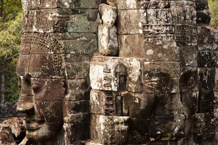 bayon: Bayon Temple - Cambodia