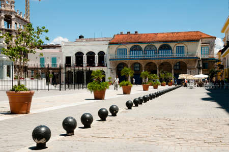 vieja: Plaza Vieja - Old Havana - Cuba