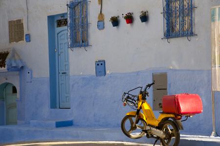 シャウエン - モロッコ 写真素材 - 54895640