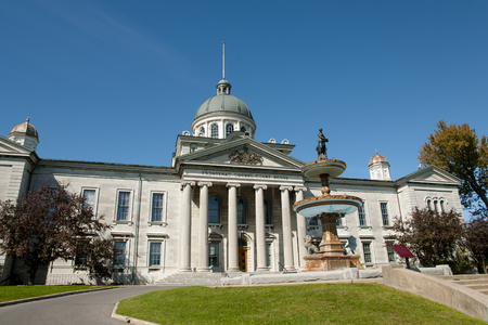 kingston: Frontenac County Court House - Kingston - Canada