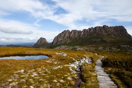 tasmania: Cradle Mountain National Park - Tasmania - Australia