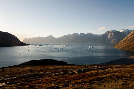 sund: Scoresby Sound - Greenland