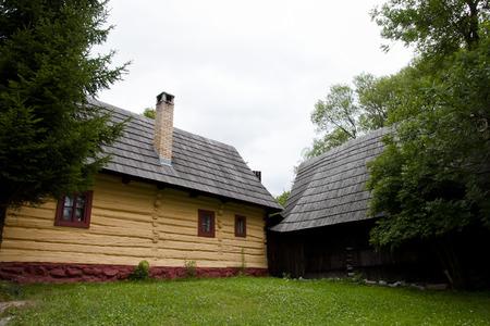 ruzomberok: Vlkolinec Village - Slovakia