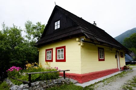 slovakia: Vlkolinec Village - Slovakia