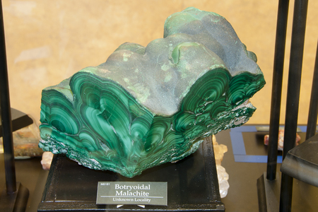 malachite: Malachite Mineral