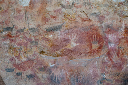 manos: Cave of the Hands - Argentina