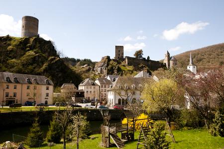 Esch sur Sure - Luxembourg