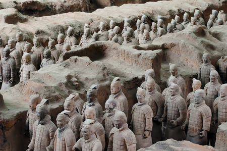 Terracotta Warriors - Xian - China