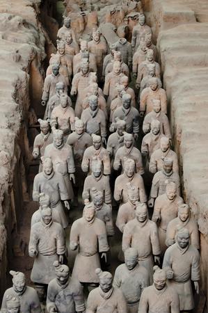 Terracotta Warriors - Xian - China