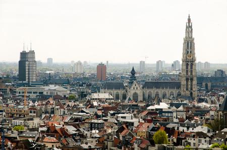 アントワープ - ベルギー 写真素材 - 55630752