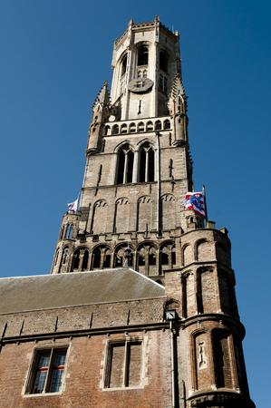 bruges: Belfry Tower - Bruges - Belgium