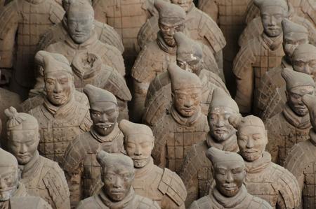 テラコッタ戦士 - 西安 - 中国 写真素材 - 55630964