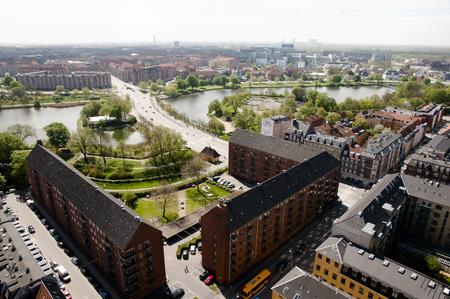copenhagen: Copenhagen - Denmark Stock Photo