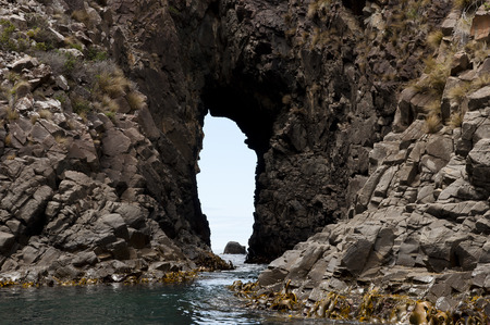 labourer: Bruny Island Cliffs - Tasmania - Australia