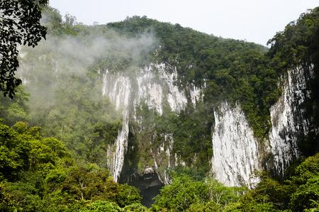 Deer Cave - Mulu National Park - Borneo