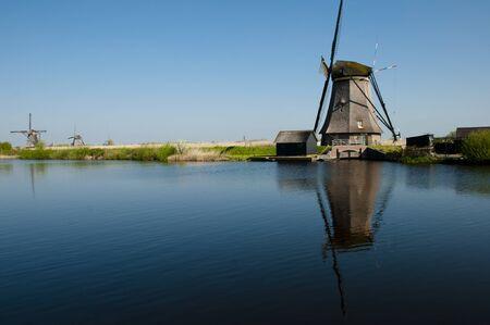 kinderdijk: Windmill - Kinderdijk - Netherlands
