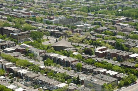 suburbs: East Montreal Suburbs - Canada