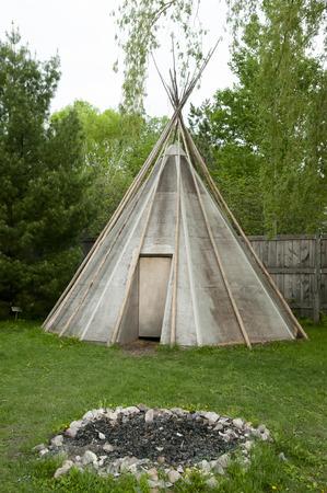 Native American Teepee Tent