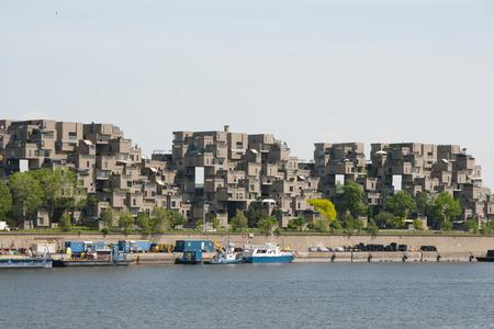 Public Apartments - Montreal - Canada