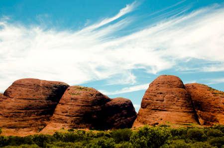 tjuta: The Olgas - Northern Territory - Australia