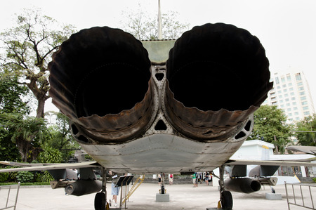 are thrust: Fighter Jet Plane Exhaust
