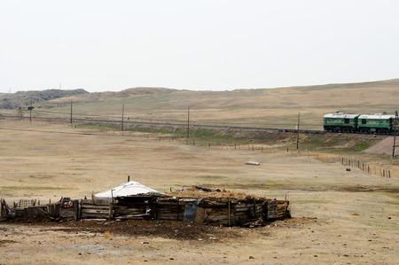 siberian: Trans Siberian Rail - Mongolia