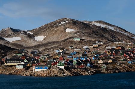Ittoqqortoormiit Village - Groenland