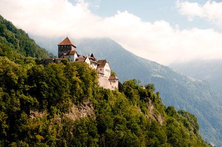 liechtenstein: Vaduz Castle - Liechtenstein