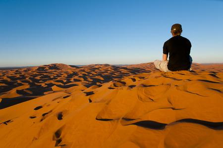 メルズーガ - モロッコ 写真素材 - 55642572