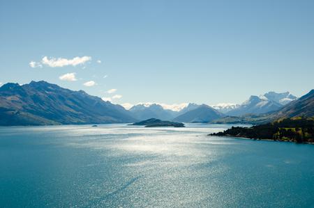 wakatipu: Lake Wakatipu - New Zealand