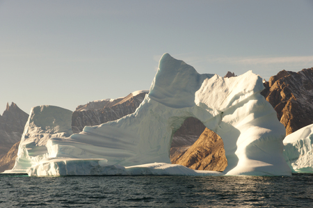 expeditions: Iceberg - Scoresby Sound - Greenland