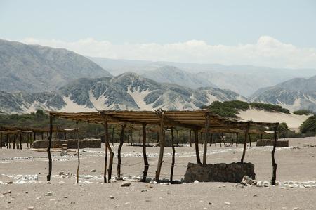 mummification: Chauchilla Cemetery - Peru