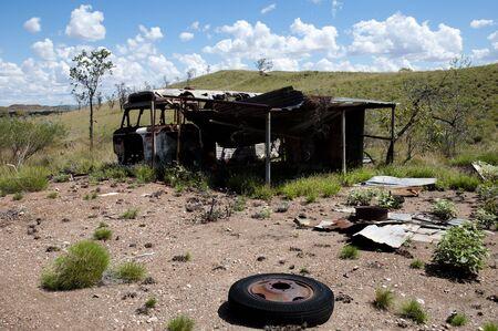 exploration: Abandoned Exploration Camp - Australia