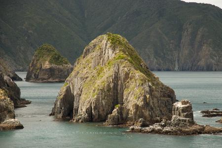marlborough: Marlborough Sound - New Zealand