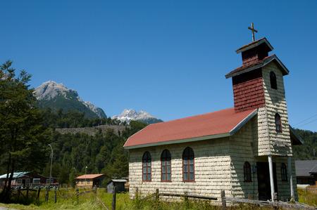 jose: San Jose Obrero Church - Santa Lucia - Chile