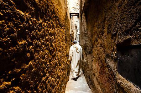 medina: Local in a Medina - Fez - Morocco