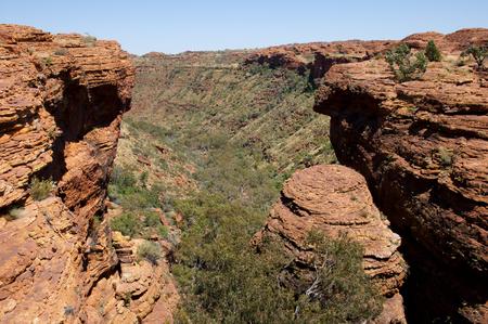kings canyon national park: Kings Canyon - Northern Territory - Australia