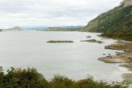 tierra: Bahia Lapataia - Tierra Del Fuego - Argentina