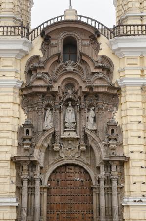 lima: San Francisco Church - Lima - Peru