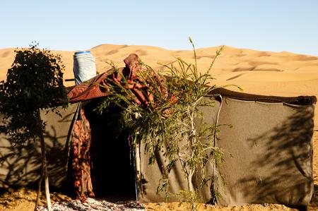 merzouga: Berber Tent in Merzouga Dunes - Morocco