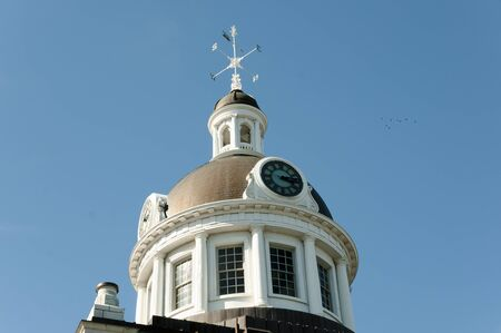 kingston: Dome of Hall Town - Kingston - Canada