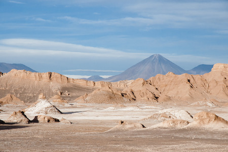moon  desert: Valley of the Moon - Atacama Desert - Chile